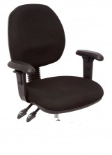 Height Adjustable Arms. Optional Extra For ECO70 MB And HB Chairs