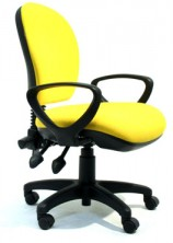 Lynx HB. Loop Moulded Arms. Choice Ergo 2 Or 3 Lever. Larger Seat Option. 135Kg. Any Colour