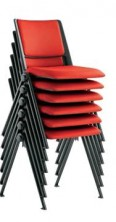 Revolution Chairs Are Able To Be Stacked