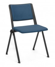 Reload Chair. Fully Upholstered Seat And Back. Any Fabric Colour