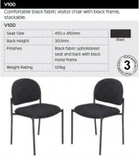 V100 Chair Range And Specifications
