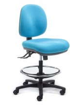 Delta Drafting Chair. 2 Lever Or 3 Lever. Any Fabric Colour