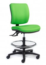 Rexa Drafting Chair. 2 Lever Or 3 Lever. Fabric Any Colour