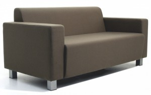 Zephyr 2   Seater With Arms. Also Available 3 Seater. Any Fabric Colour