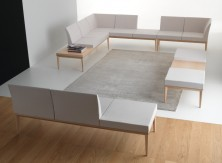 Zelig Settings. Modular Seating Systems. 3 Base Sizes. Configured To Suit Your Layout