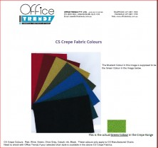 Range 1   CS House Fabrics 2   All Crepe Colours
