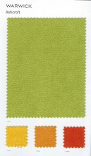 Range 1   Warwick Ashcroft Fabric Colours 1