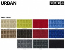 Range 2   Laines Urban Fabric Colours