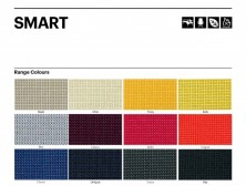 Range 2   Laines Smart Fabric Colours