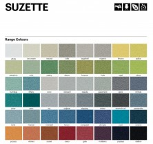 Range 3   Laines Suzette Fabric Colours