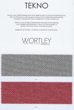 Range 3   Wortley Tekno Fabric Colours 1