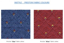 Range 4   Instyle   Preston Fabric Colours