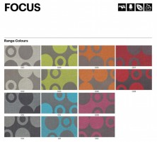Range 5   Laines Focus Fabric Colours