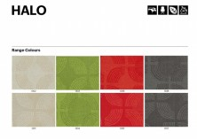 Range 5   Laines Halo Fabric Colours