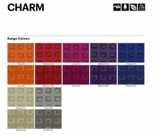 Range 7   Laines Charm Fabric Colours