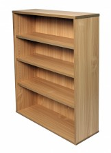 Melamine Bookcases. Choice Of MM1 And MM2 Melamine Colour Range
