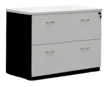 Ecotech Lateral File Cabinet Credenza. 900 L X 600 W X 725 H. Choice MM1 And MM2