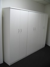 Ecotech Storage Cupboards 1800 H X 450 D X 900 W. MM1 Or MM2