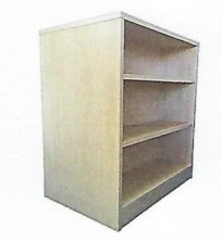 Double Sided Bookcase