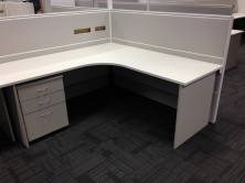90 Degree Curved Corner Workstation. 1800 X 600 X 1800 X 600. Sizes 1800 X 750 X 1800 X 750 Or 1800 X 750 X 1800 X 600