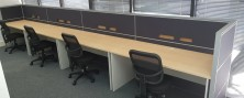 Ecotech Hot Desks. Sizes 1200 X 600 Or 1350 X 600 Or 1500 X 600 Or 1200 X 750 Or 1350 X 750 Or 1500 X 750