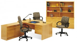 Apollo 33 Executive Office Furniture Range