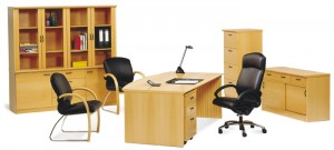 Avanti 33 Executive Office Furniture Range