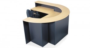 Ecotech Range Curved Reception Desks