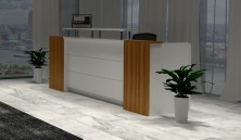 Quick Delivery Marquee Reception Counter