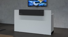 Quick Delivery RC1809 Reception Desk