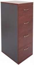 V4FC Rapid Manager 4 Drawer File Cabinet. Lockable. 465 W X 600 D X 1300 H
