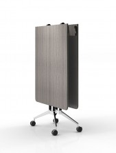 Rapid Edge Folded Boardtable. Tops Available In Driftwood Or White