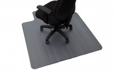 Chair Mats. MAT S: 915 X 1200 Dimpled : MAT L: 1140 X 1350 Dimpled : MAT SMA 915 X 1200 Smooth : MAT SML: 1140 X 1300 Smooth