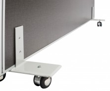 Ability To Convert Screens To Mobile Freestanding Feet On Castors