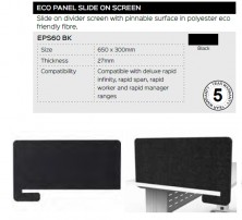 Eco Panel Slide On Range And Specifications