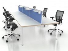 480 High Desk Mounted Screens And Accessories