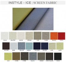 Cat 5: Instyle Ice Fabric Colours