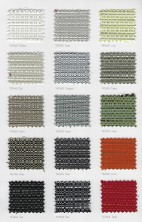 Cat 5: Instyle Tatami Fabric Colours 2