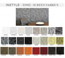 Cat 5: Instyle Chic Fabric Colours