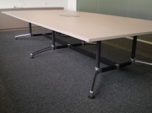 Ecotech Boardtable Top 3600 X 1800. Fuel 98 Power Box. I.AM Multi 6 Leg Table Base